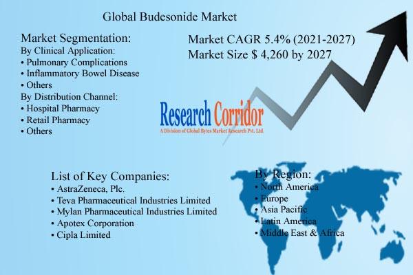 Budesonide Market Size and Forecast