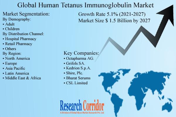 Human Tetanus Immunoglobulin Market Size & Growth