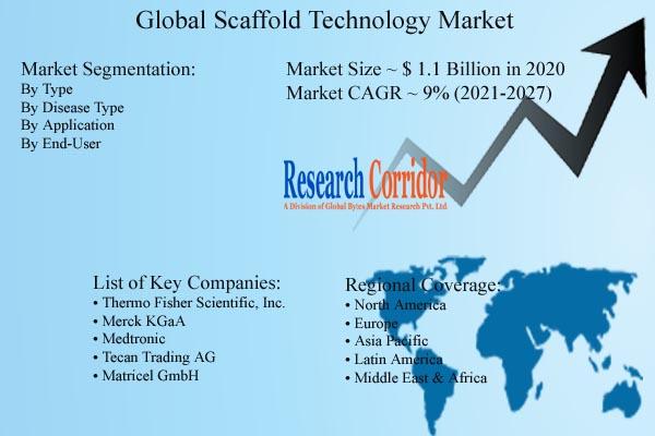 Scaffold Technology Market Size & CAGR