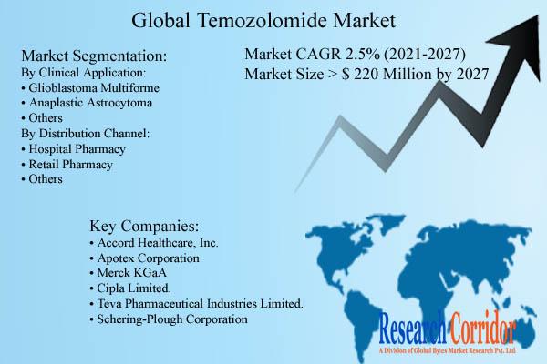 Temozolomide Market Size & Forecast