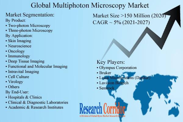 Multiphoton Microscopy Market Size & Growth