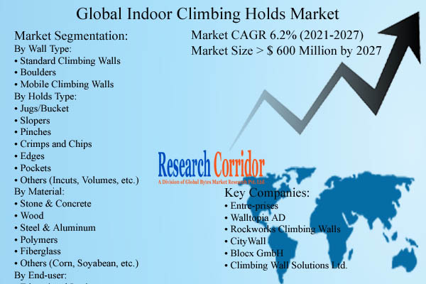 Indoor Climbing Holds Market Size and Growth