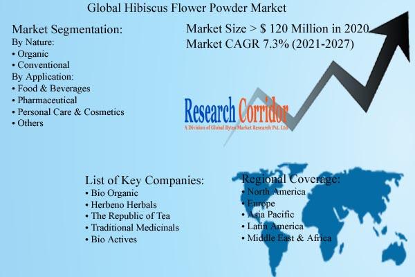 Hibiscus Flower Powder Market Size & Forecast