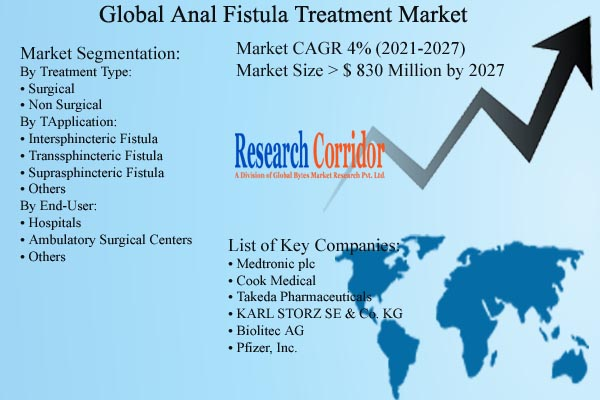 Anal Fistula Treatment Market Size & Forecast